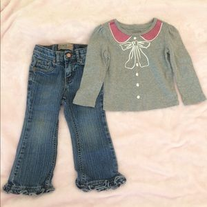 Girls 3T Outfit 💗